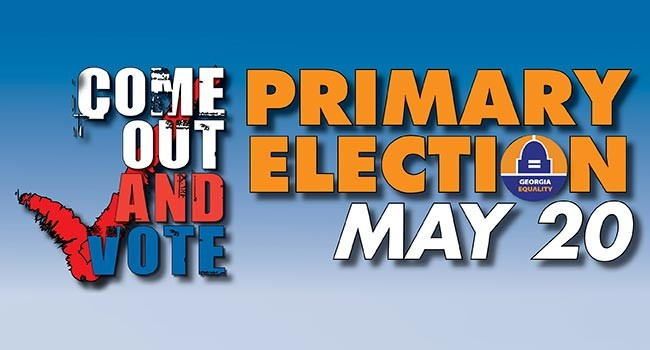 Georgia Primary Election May 20